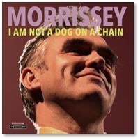 Morrissey I Am Not a Dog On a Chain LP - Coloured Vinyl-