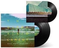 Manic Street Preachers Ultra Vivid Lament LP + 7'