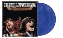 Creedence Clearwater Revival Chronicle: The 20 Greatest Hits 2LP - Blue Vinyl-
