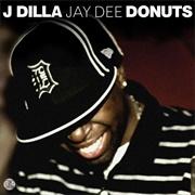 J Dilla Donuts 2LP