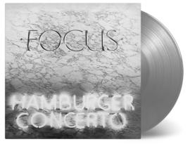 Focus Hamburger Concerto LP - Silver VInyl-