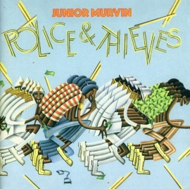 Junior Murvin - Police & The Thives HQ LP