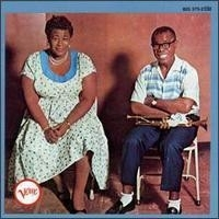 Ella Fitzgerald & Louis Armstrong Ella And Louis 200g 2LP (Mono)