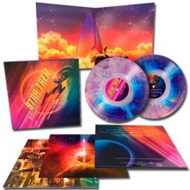 Jeff Russo Star Trek Discovery Season 1 Soundtrack 2LP (Intergalactic Starburst Vinyl)