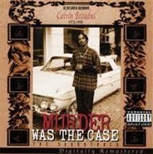 Murder Was The Case LP