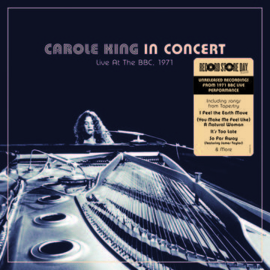 CAROLE KING In Concert - Live At The BBC 1971 LP