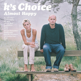 K's Choice Almost Happy 2LP