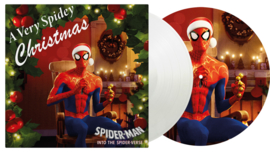 A Very Spidy Christmas 10' - Coloured Vinyl-