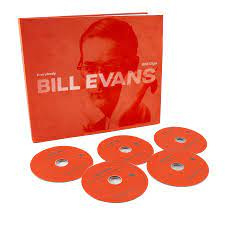 Bill Evans Everybody Still Digs Bill Evans: A Career Retrospective (1956-1980) 5CD Box Set