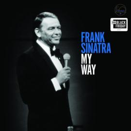 Frank Sinatra My Way / My Live (Live) LP