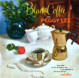 Peggy Lee Black Coffee 180g LP