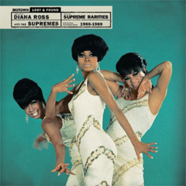 Diana Ross & The Supremes Supreme Rarities: Motown Lost & Found (1960-1969) 180g 4LP Box Set