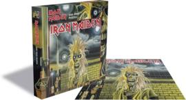 Iron Maiden Iron Maiden Puzzel