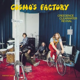 Creedence Clearwater Revival Cosmo's Factory Half-Speed Mastered 180g LP