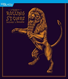 The Rolling Stones Bridges To Bremen 2CD + Blu-ray