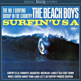 The Beach Boys Surfin' USA 200g LP