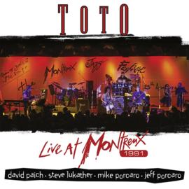 Toto Live At Montreux 1991 2LP