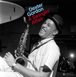 Dexter Gordon A Swingin Affair LP