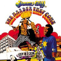 Jimmy Cliff The Harder They Come LP