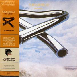 Mike Oldfield Tubular Bells 2LP ltd- Half Speed Masters-