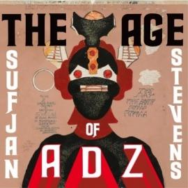 Sufjan Stevens - The Age Of Adz 2LP