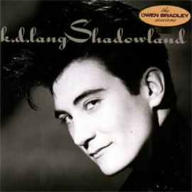 k.d. lang Shadowland LP