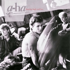 A-Ha High And Low LP