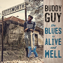 Buddy Guy Blues Is Alive And Well LP - Transparant Vinyl-