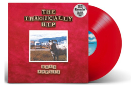 The Tragically Hip Road Apples LP - Red Vinyl