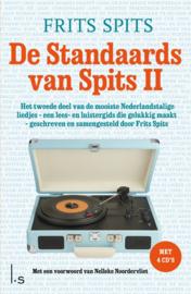 De standaards van Spits Boek + 4CD