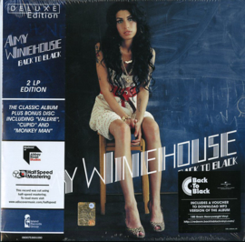 Amy Winehouse  Back to Black 2LP ltd- Half Speed Masters-