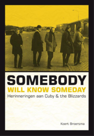 Somebody will know someday Boek