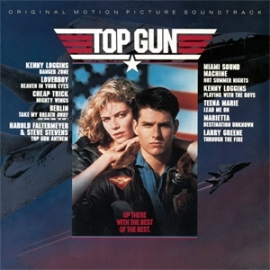 Top Gun Soundtrack LP
