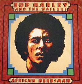 Bob Marley & The Wailers African Herbsman LP
