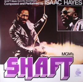 Isaac Hayes  Shaft 2LP