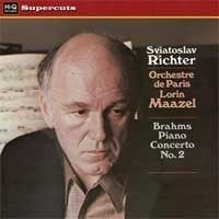 Brahms - Piano Concerto No2. HQ  LP