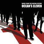Ocean's Eleven LP - Black & Red Cornetto Roulette Wheel Vinyl-