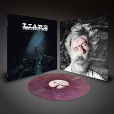 Liars The Apple Drop LP -Purple Vinyl-