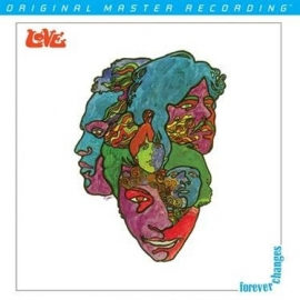 Love Forever Changes HQ 45rpm 2LP