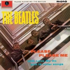The Beatles - Please Please Me LP -Mono-