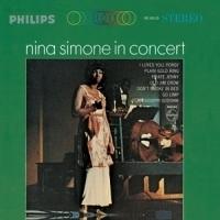 Simone, Nina In Concert LP(Back To Black)