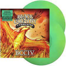 Black Country Communion Bcciv LP - Glow In the Dark