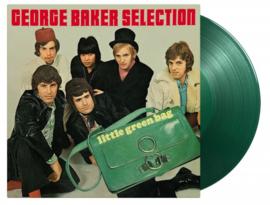 George Baker Selection Little Green Bag LP - Green Vinyl-