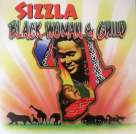 Sizzla Black Woman & Child LP