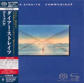 Dire Straits Communique SHM SACD