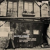 Dexter Gordon - One Flight Up LP -Blue Note 75 Years-
