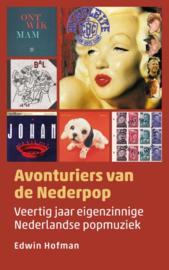Avonturiers van de Nederpop Boek