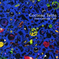 Cocteau Twins Four Calendar Cafe LP