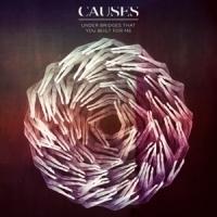Causes Under Bridges That You Built For Me LP + CD - No Risc Disc-