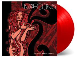 Maroon 5 Songs About Jane 180g LP - Red Vinyl-